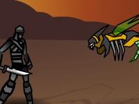 Флеш игра Синжид - тень воина RPG