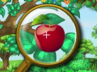 Флеш игра Сиси и Тото собирают фрукты