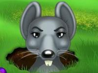 Флеш игра Сиси ловит мышек