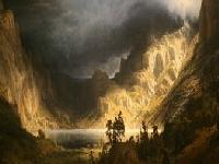 Флеш игра Скалистые горы пазл
