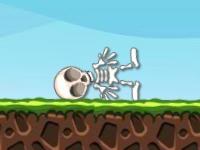Флеш игра Скелет и яйца