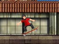 Флеш игра Скейт мания