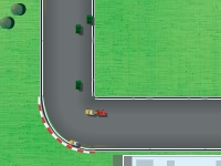 Флеш игра Скользящая гонка 2