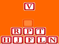 Флеш игра Скорость набора букв