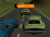 Флеш игра Скоростная гонка 3D