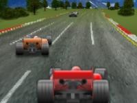 Флеш игра Скоростная гонка с нитро