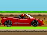 Флеш игра Скоростной Марио