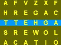 Флеш игра Скрытые слова