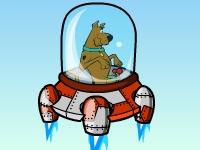 Флеш игра Скуби Ду: Планета в опасности