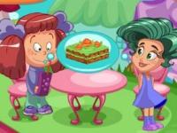 Флеш игра Сладости для деток
