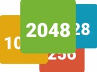 Флеш игра Слияние 2048