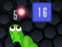Флеш игра Слизарио против блоков