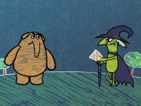 Флеш игра Слон мышь и заяц: Три в одном 2