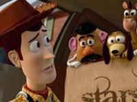 Флеш игра Сложи пазл: История игрушек