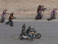 Флеш игра Смертельная дорога