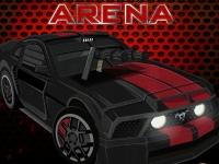 Флеш игра Смертельная гонка: Арена