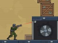 Флеш игра Смертельная лаборатория