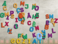Флеш игра Смешанные буквы