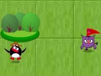 Флеш игра Смешарики: Догонялки