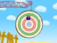 Флеш игра Смешарики: Попади в цель