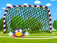 Флеш игра Смешарики: Вратарики