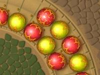 Флеш игра Смешение шарика