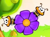 Флеш игра Смешные пчелы