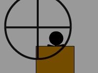 Флеш игра Снайпер - охотник на стикменов 2