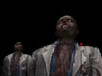 Флеш игра Снайпер против зомби