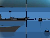 Флеш игра Снайпер в гавани