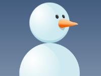 Флеш игра Снеговик Рождественское Испытание