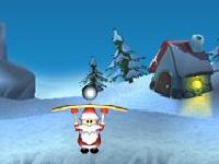 Флеш игра Снежный ком