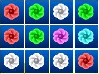 Флеш игра Собери цветки