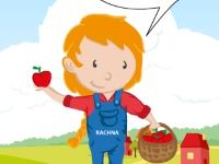 Флеш игра Собери фрукты топором