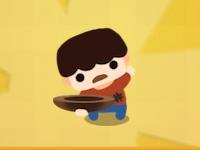 Флеш игра Собери овощи на суп