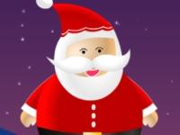 Флеш игра Собери подарки, Санта!