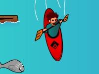 Флеш игра Собери рыбу