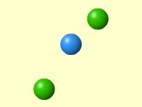 Флеш игра Собери зеленые шары