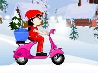 Флеш игра Собираем рождественские подарки