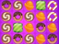 Флеш игра Собирай конфеты