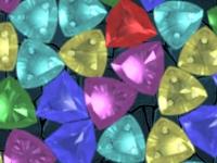 Флеш игра Соедини камни 3D