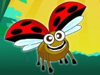 Флеш игра Соедини жуков