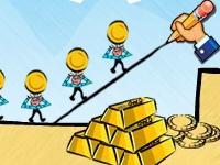 Флеш игра Сохрани денежки
