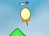 Флеш игра Сохрани шарик