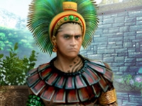 Флеш игра Сокровища Монтесумы 2: Мобильная версия