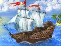 Флеш игра Сокровища мистического моря