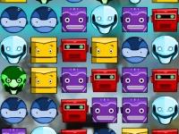 Флеш игра Сокруши роботов