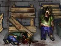 Флеш игра Сокрушитель зомби