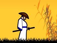 Флеш игра Соломенная шляпа самурая