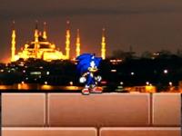 Флеш игра Соник в Стамбуле